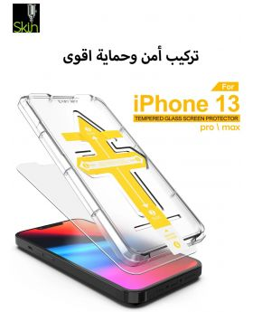Tempered Glass For iPhone 13 , 12  / pro / Max