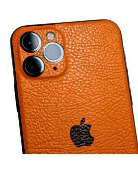 تغليف متميز جلد برتقالي