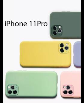 iPhone 11Pro كفر سيليكون